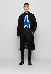 BOSS - GIBOR1 - Classic coat - black - 1