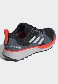 adidas Performance - TERREX TWO GORE-TEX TRAIL RUNNING SHOES - Laufschuh Trail - black - 4