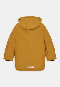 Name it - NKMMIBIS JACKET - Vinterfrakker - golden brown - 2