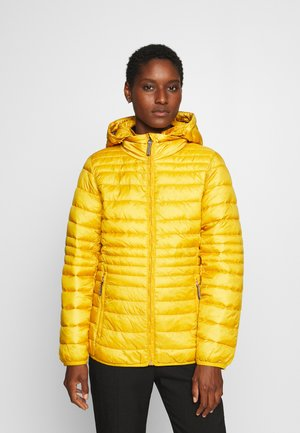 Light jacket - brass yellow