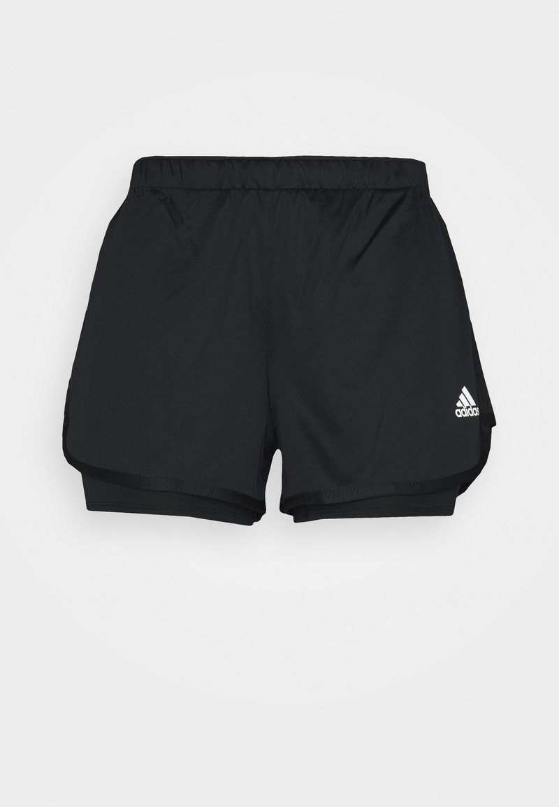adidas Performance - SHORT - Korte broeken - black