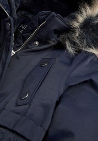 Next - Winter coat - blue - 2