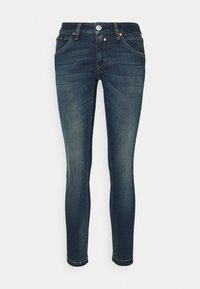 Herrlicher - TOUCH CROPPED POWERSTRETCH - Jeans Skinny Fit - gloomy - 4