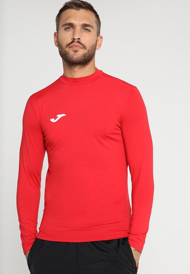 BRAMA - T-shirt à manches longues - red