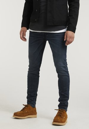 EGO TRESS - Slim fit jeans - dark blue