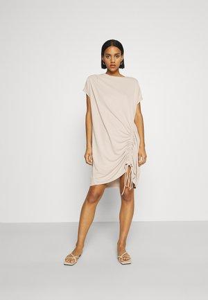 ANOUK DRESS - Jerseyjurk - cement