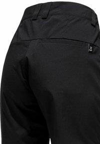 Haglöfs - MID SOLID SHORTS - Outdoor shorts - true black - 4