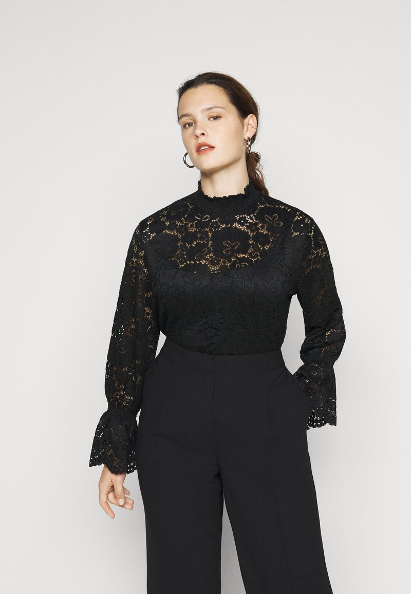 Pieces Curve - PCRAITA - Blouse - black