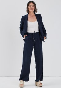 Cache Cache - Trousers - bleu marine - 1