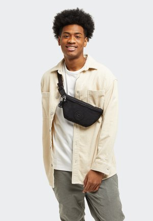 NEW FRESH - Bum bag - black noir