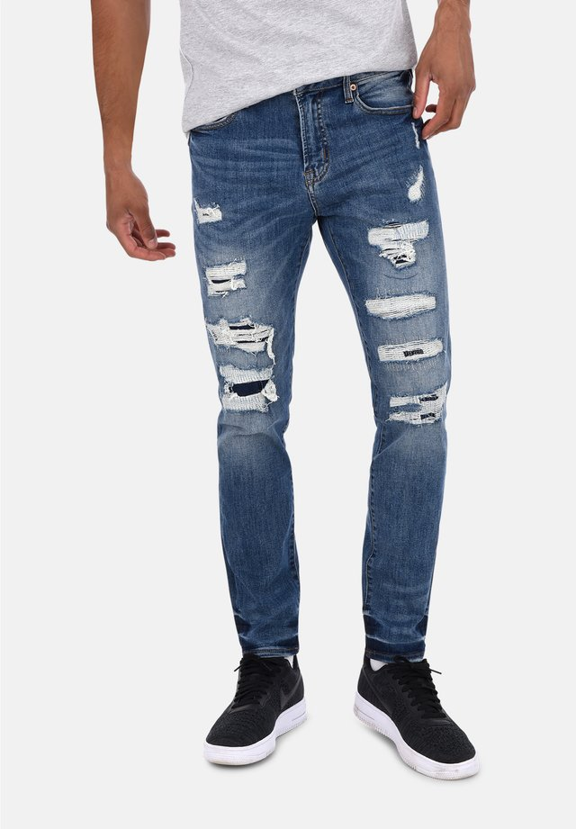 Slim fit jeans - bluedenim