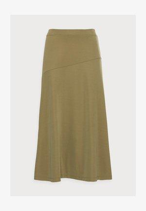 INEA - A-line skirt - olive drab