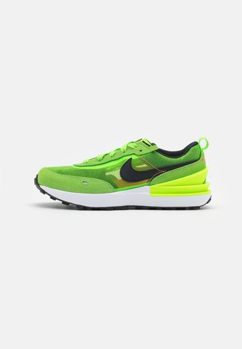 WAFFLE ONE UNISEX - Sneakers basse - electric green/black/mean green/hyper crimson
