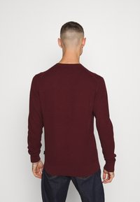 Calvin Klein Tailored - Jumper - red - 2