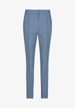 SOLLO VIS 345 - Trousers - steel blue a