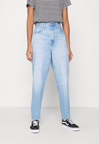 Levi's® - HIGH LOOSE TAPER - Jeans relaxed fit - near sighted tencel - 0