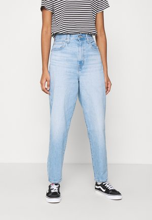HIGH LOOSE TAPER - Relaxed fit jeans - near sighted tencel