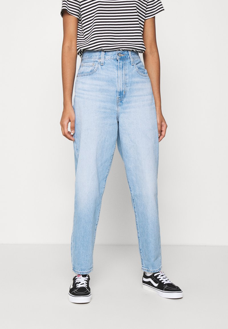 Levi's® - HIGH LOOSE TAPER - Jeans relaxed fit - near sighted tencel