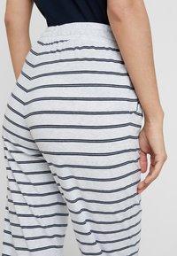Schiesser - Pyjama bottoms - grey - 4
