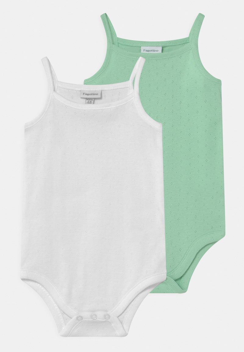 OVS - GIRL 2 PACK - Body - gossamer green
