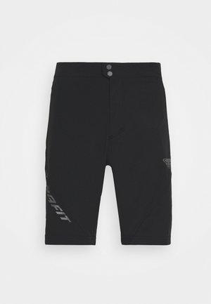 TRANSALPER LIGHT  - Shorts outdoor - black out