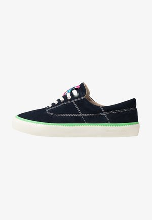 MENTON LACE SHOES - Sneakers laag - marine