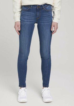 Jeans Skinny Fit - clean mid stone blue denim
