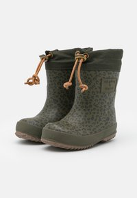 Bisgaard - SOFT GALLRY X THERMO - Wellies - green - 1