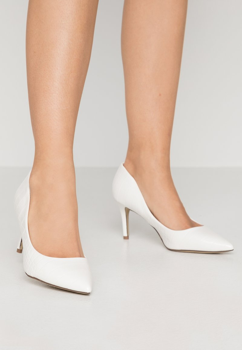 Head over Heels by Dune - AISLA - Pumps - white