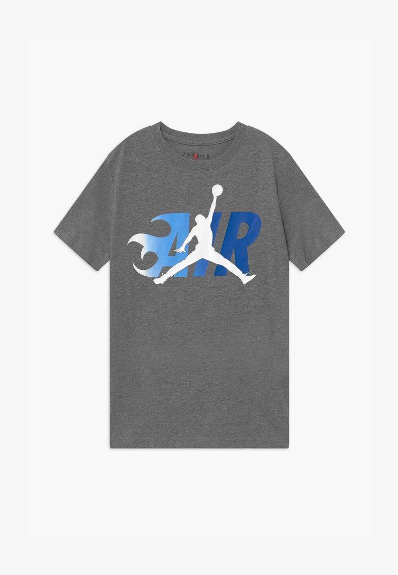 Jordan - AIR FLAME - T-shirt con stampa - carbon