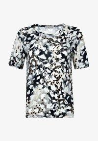 Bicalla - Print T-shirt - black-sand - 3