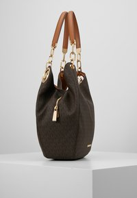MICHAEL Michael Kors - LILLIE CHAIN TOTE  - Shopping bags - acorn - 3