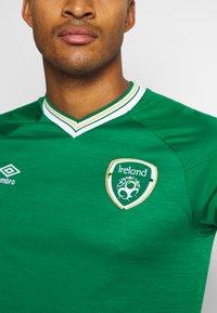 Umbro - IRELAND HOME - Club wear - green - 5