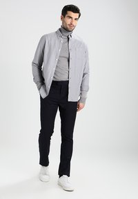 Casual Friday - Svetr - light grey melange - 1