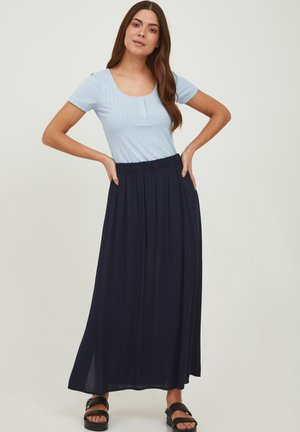 IHROOHI - Print T-shirt - cashmere blue