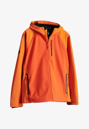 Korte jassen - denver orange