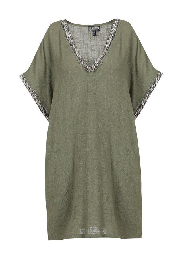 Sukienka letnia - militär oliv