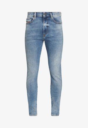 D-ISTORT - Jeans Skinny Fit - light blue denim