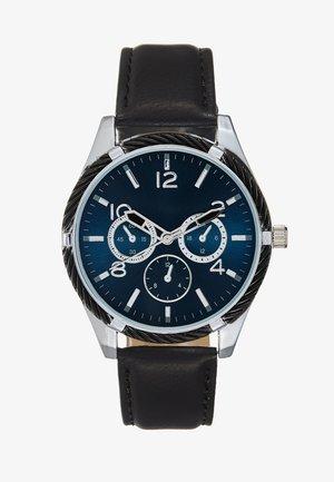Watch - dark blue/black