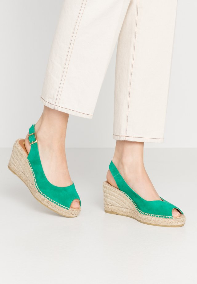 ANIA - Loafers - verde