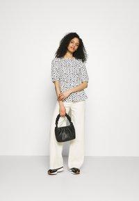 edc by Esprit - BLOUSE - Blouse - off-white - 1