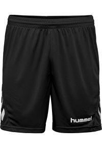 Hummel - Sports shorts - black - 3