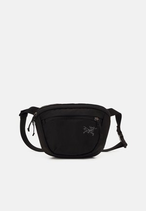 MANTIS WAISTPACK UNISEX - Bum bag - black