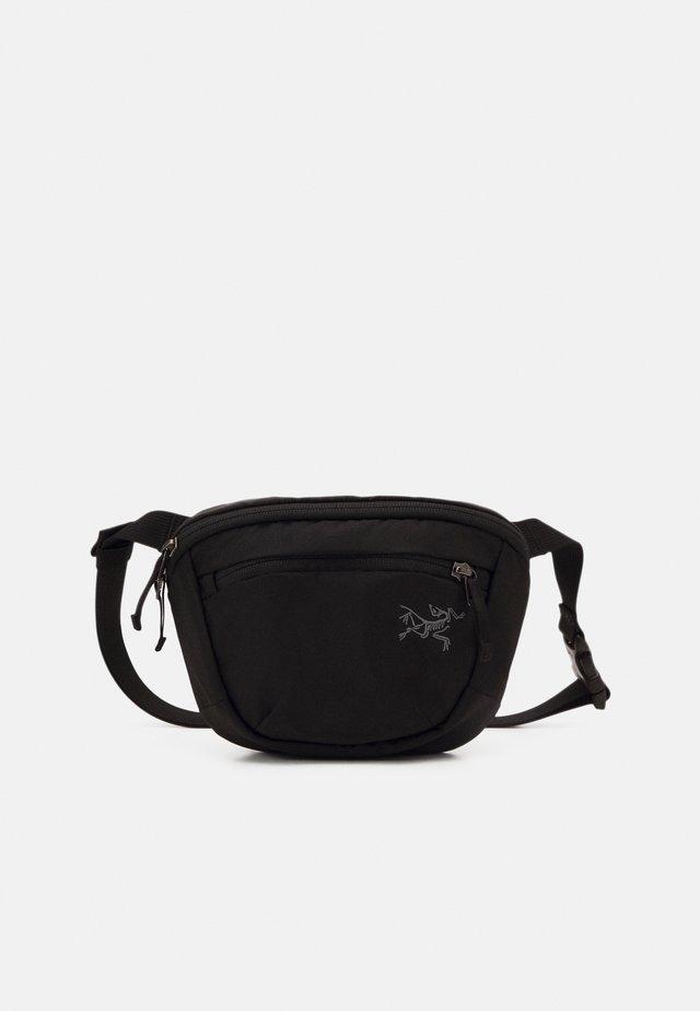 MANTIS WAISTPACK - Bum bag - black