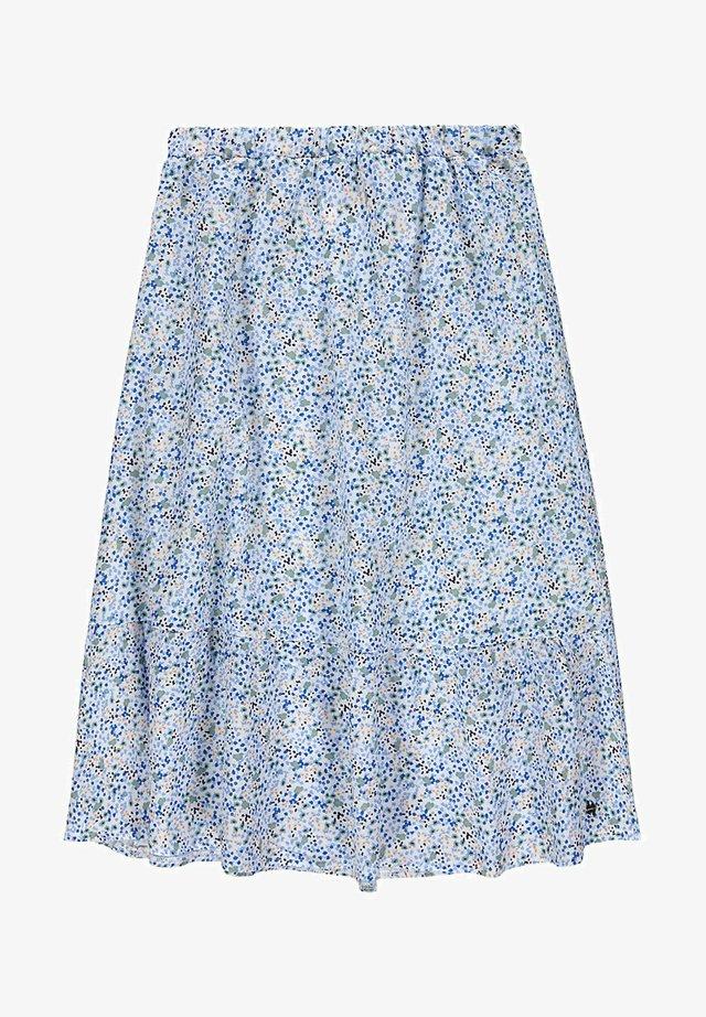 A-snit nederdel/ A-formede nederdele - white