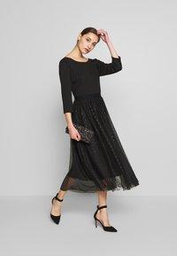 NAF NAF - YUKI - Day dress - noir - 1