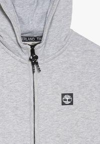 Timberland - Zip-up hoodie - meliertes grau - 4