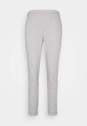 KARENEFA PANTS - Kalhoty - light grey melange