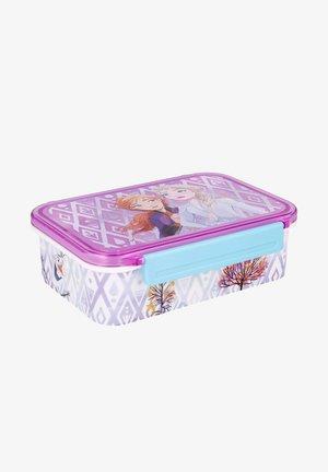 ANNA UND ELSA MIT TRENNER - Lunch box - mehrfarbig
