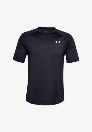 RECOVER - Basic T-shirt - black